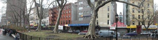 Comfort Inn Manhattan Bridge : chrystie street
