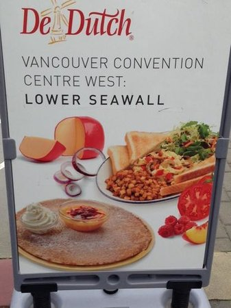 De Dutch - Vancouver Convention Centre: the photo that enticed me