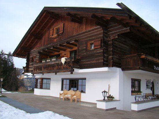 Mountain Chalet Pra Ronch: Отель