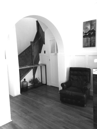 De Blasis Bed & Breakfast: Beautiful staircase