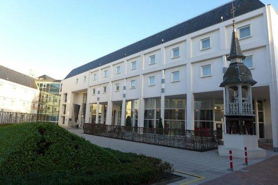 Novotel Brugge Centrum: Außenansicht