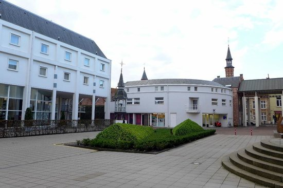 Novotel Brugge Centrum: Hofseite