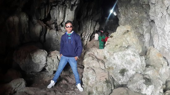 Mawjymbuin Cave: Its thrill. ....