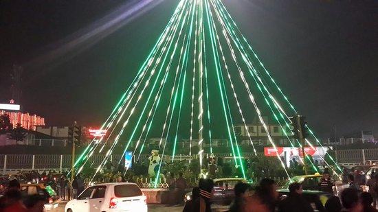 Police Bazar: Christmas time