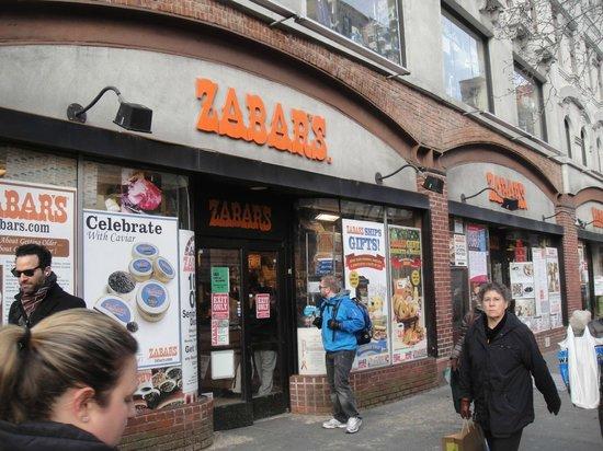 Zabar Deli & Gourmet Foods : Broadway