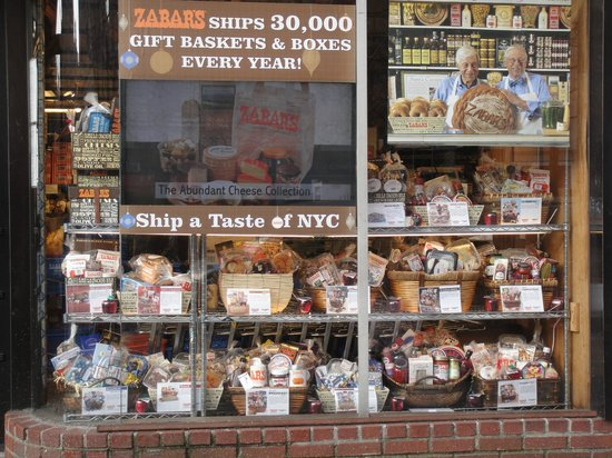 Zabar Deli & Gourmet Foods : Vitrine