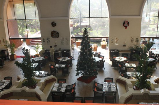 Caravela Beach Resort: coffee shop