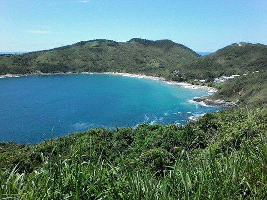 บูซิออส: Praia do forno e praia da foca