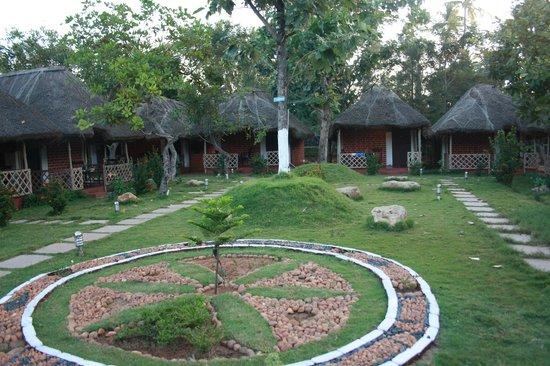 Landscaped Garden Picture Of Prince Park Farm House