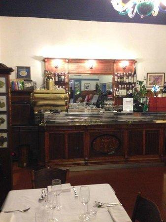 Trattoria Masuelli San Marco : interno 1
