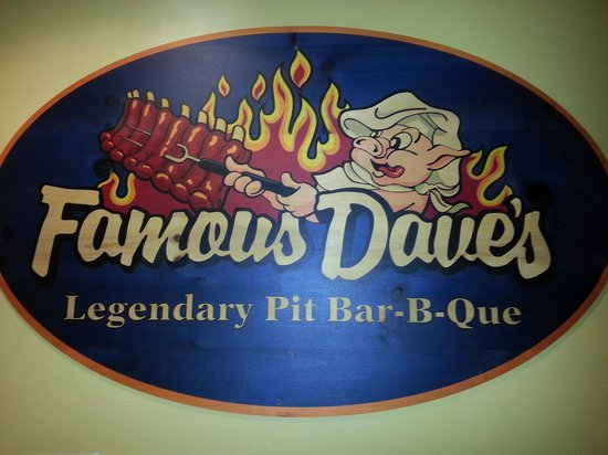 Famous Dave's: Famous Daves