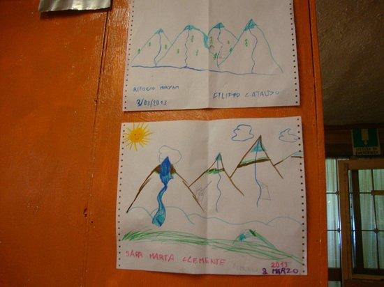Rifugio Miryam: sara e filippo le loro impressioni