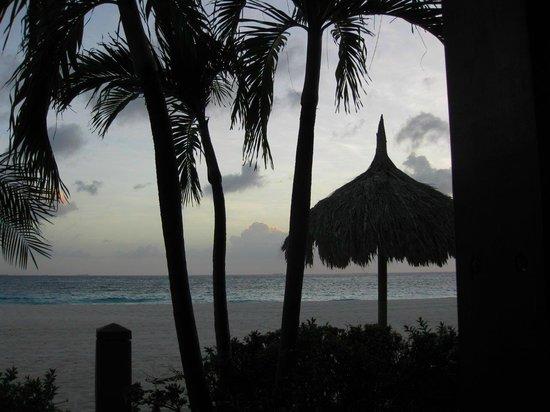 Tamarijn Aruba All Inclusive : View from Red Parrot