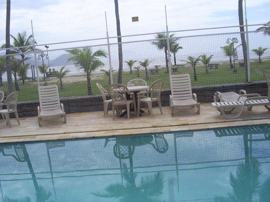 Pousada Cavalo Marinho: piscina da pousada