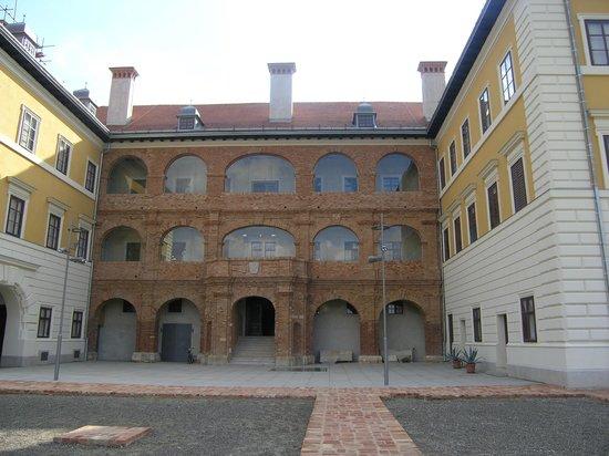 Castle Odescalchi-Museum of Ilok : Castle Odescalchi