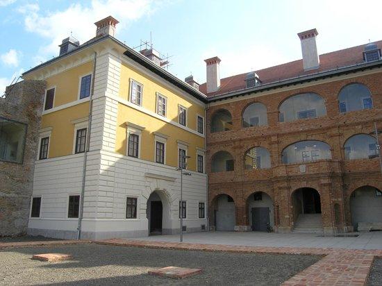 Castle Odescalchi-Museum of Ilok : the main building