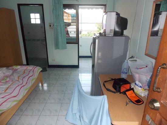 Viraporn's place: chambre301