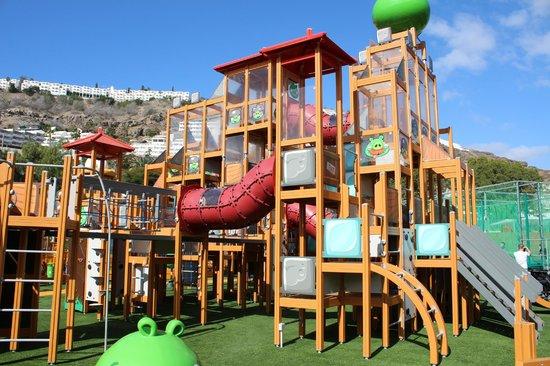 Angry Birds Activity Park Gran Canaria : Zona juegos