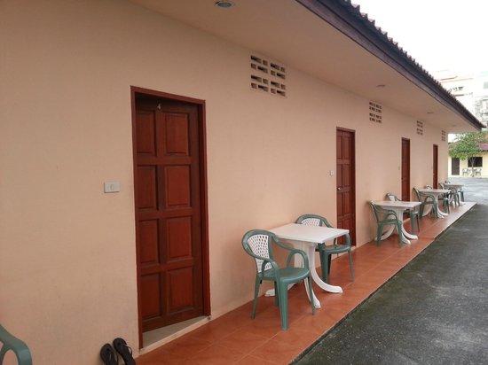 P.S. Hotel: esterno bungalow