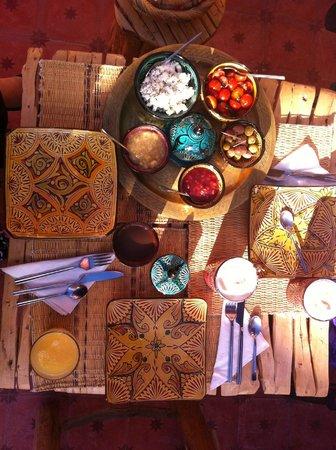Casa Guapa de Tamuziga: selbstgemachte Marmeladen und Brotaufstriche...