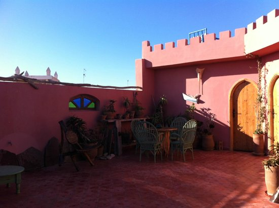 Casa Guapa de Tamuziga : wunderschöne Dachterrasse :)