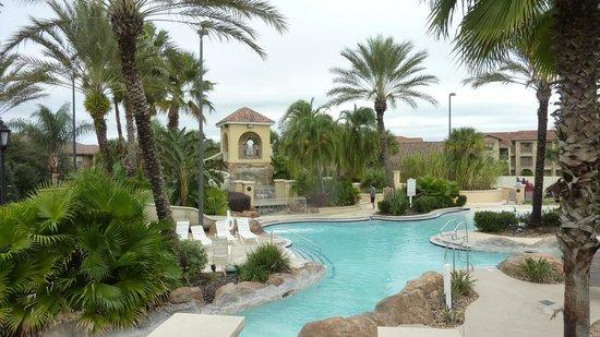 Regal Palms Resort & Spa: glijbaan van het zwembad