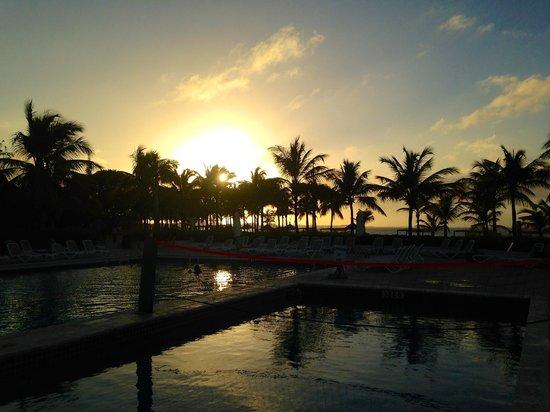 Club Med Turkoise, Turks & Caicos: Sunset