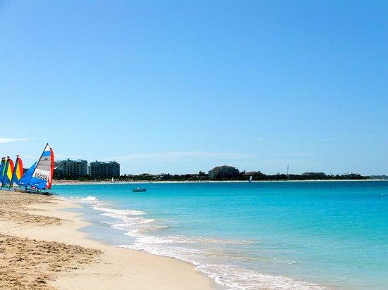 Club Med Turkoise, Turks & Caicos: Beach view