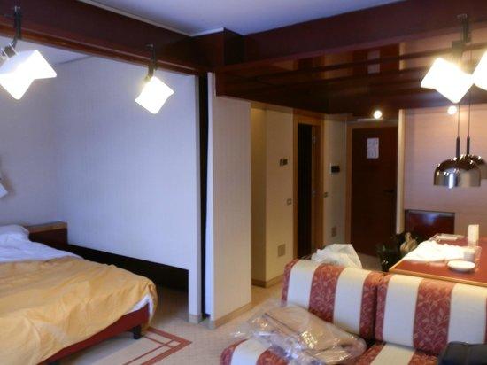 Excel Milano 3 Hotel e Residence: Номер