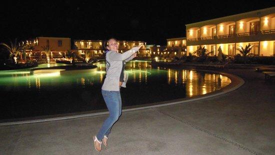 La Hacienda Bahia Paracas: familia zuleta en el HOTEL LA HACIENDA