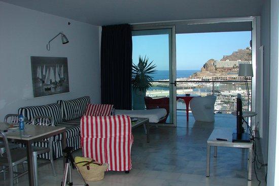 Marina Suites : Interior Suites