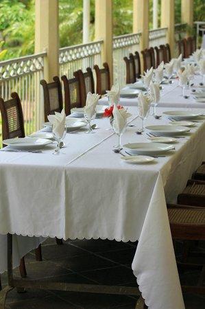 La Maison Creole Eureka: Restaurant