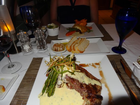 Bistro del Mare : Excellent dinner
