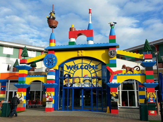 Legoland Uk Resort Hotel