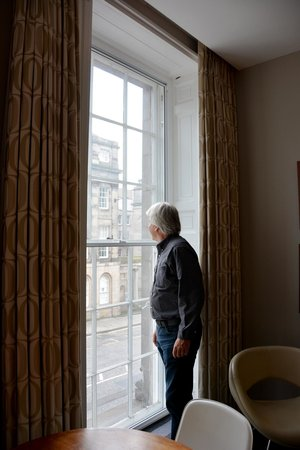 Apex Waterloo Place Hotel: Third floor superior king overlooking the street