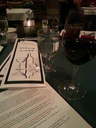 Meriwethers: Dark Horse Wine