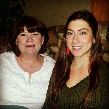 Meriwethers: Mom and I - Christmas Eve