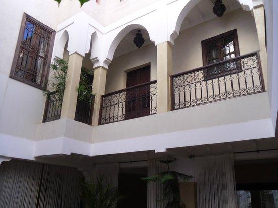 Riad Karmanda: second floor with 4 bedrooms