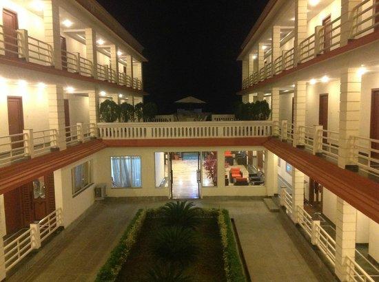 Victoria Beach Resort: Hotel
