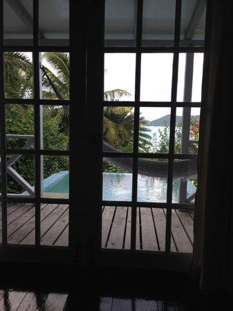Cocobay Resort: View from the bed