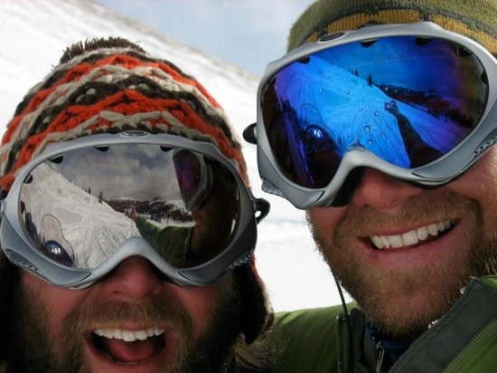 Colorado Backcountry Rentals : Owners Mike and Chuck