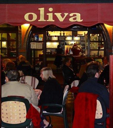 Christmas Eve at Restaurante Oliva