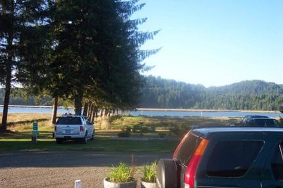 Rovers RV Park: View from #22