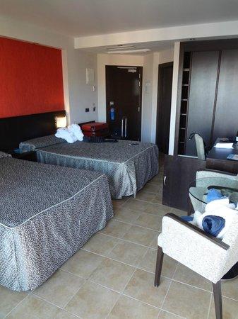 Sandos Monaco Beach Hotel & Spa: Habitación 1408