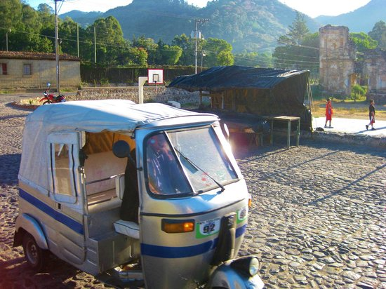 Antigua City Tour : Tuc-Tuc