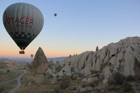 Cappadocia Voyager Balloons : Voyager Balloons