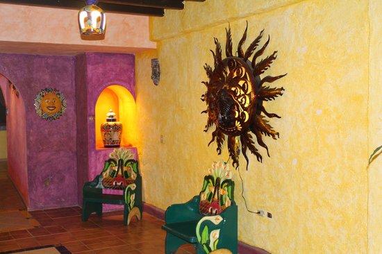 La Hacienda : Mexican style