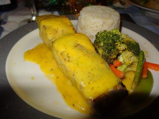 Restaurant Eden: Salmon