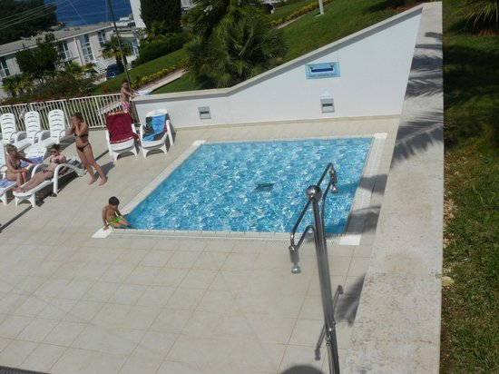 Laguna Istra Hotel: Бассейн