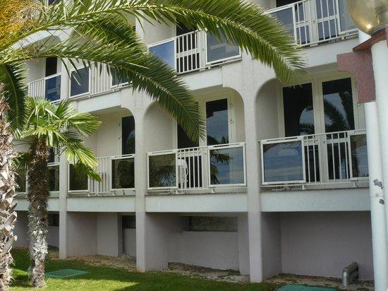 Laguna Istra Hotel: Балкон